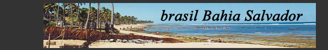 Ile d'itaparica à Bahia